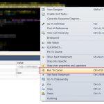 【Visual Studio2010】指定した行までプログラムを一度に実行させるには?