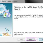 Windows7にMySQLをインストールする②