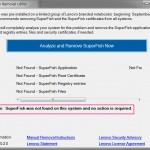 【Lenovo】SUPERFISHのアンインストール方法
