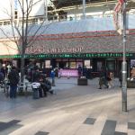 秋葉原のAKB48 CAFE & SHOP AKIHABARAの近くを通ってみた。