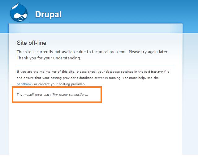 mysql_error_drupal