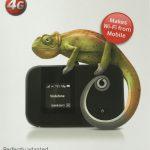 【ニュージーランド】SIMフリーのVodafone(ヴォーダフォン)ルータを使ってネット接続する方法