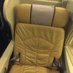 シンガポール航空のビジネスクラスの中はどんなになってるの?