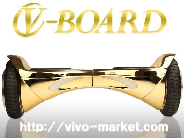 V-BOARD #7 Shiny Gold