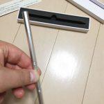 AMEXの2017年の誕生日プレゼント(バースデーギフト)はインクレスメタルペン!